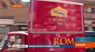 Coronavirus : les joueurs de l'AS Rome aident les personnes isolées