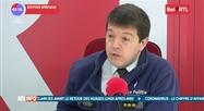Michaël Jonniaux - L'invité RTL Info de 7h50