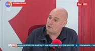 Éric Labourdette - L'invité RTL Info de 7h50