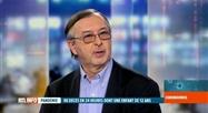 Coronavirus en Belgique: Yves Van Laethem revient sur le décès d'une jeune fille