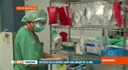 Coronavirus en Belgique: les hôpitaux bruxellois proches de la saturation