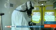 Coronavirus en Belgique: protection maximale pour les pompiers en intervention