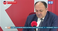 Willy Borsus - L'invité RTL Info de 7h50
