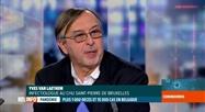 Coronavirus en Belgique: l'avis d'Yves Van Laethem sur les 1000 décès