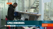 Coronavirus en Belgique: les CPAS débordés de demandes et questions