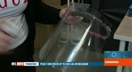Coronavirus en Belgique: production de visières pour couvrir le visage