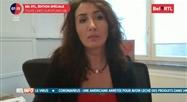 Christie Morreale - L'invité RTL Info de 7h15