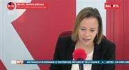 Caroline Desir - L'invité RTL Info de 7h15