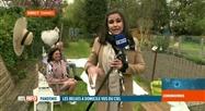Les Belges à domicile vus du ciel: en direct avec Justine Roldan Perez