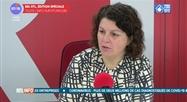 Marie-Hélène Ska - L'invité RTL Info de 7h15