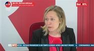 Benedicte Linard - L'invité RTL Info de 7h15