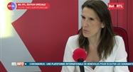 Sophie Wilmès - L'invité RTL Info de 7h15