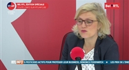Sofie Merckx - L'invité RTL Info de 7h50