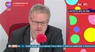 Philippe Henry - L'invité RTL Info de 7h50