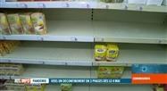 Coronavirus en Belgique: certains produits sont difficiles à trouver en magasin
