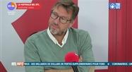 Jean–Christophe Goffard - L'invité RTL Info de 7h15