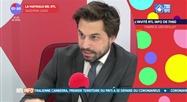 Georges–Louis Bouchez - L'invité RTL Info de 7h50