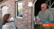 Coronavirus en Belgique: Sandra, fleuriste, a livré du muguet à domicile