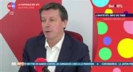 Frédéric Daerden - L'invité RTL Info de 7h50