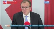 Philippe Leroy  - L'invité RTL Info de 7h15