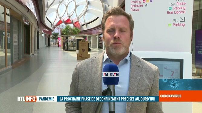 Coronavirus en Belgique: les commerces prêts à rouvrir lundi ?