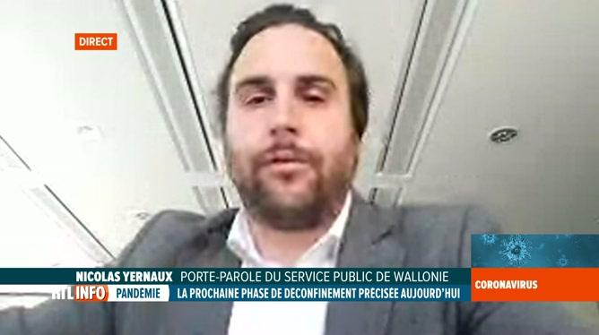 Coronavirus en Belgique: Nicolas Yernaux sur la prime offerte aux entreprises