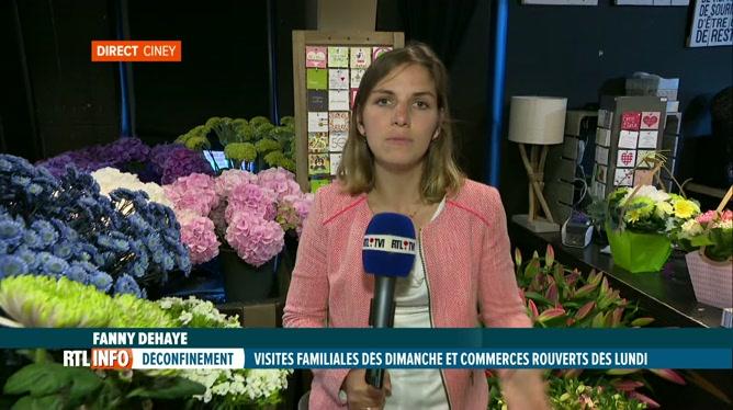 Déconfinement: les fleuristes pourront rouvrir le lendemain de la fête des mères