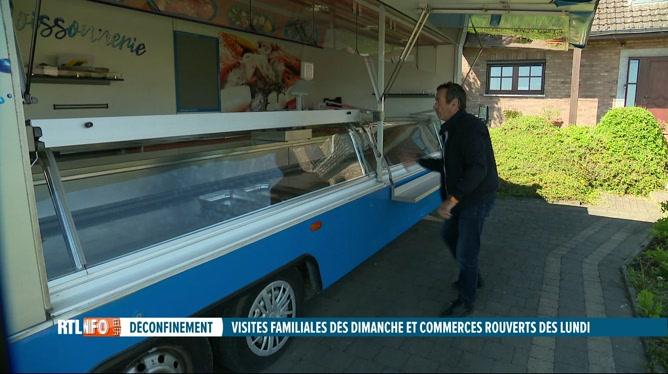 Coronavirus en Belgique: la déception des marchands ambulants