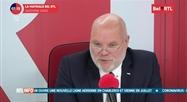 Pierre–Frédéric Nyst - L'invité RTL Info de 7h15