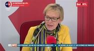 Karine Lalieux  - L'invité RTL Info de 7h15