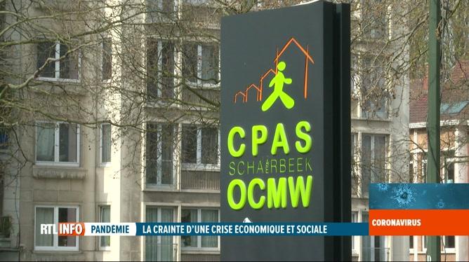 Coronavirus en Belgique: les CPAS demandent une aide d'urgence au fédéral
