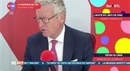 Pieter De Crem - L'invité RTL Info de 7h50