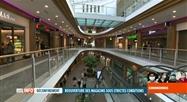 Déconfinement en Belgique: bilan positif au centre commercial Rive Gauche