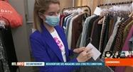 Déconfinement en Belgique: comment essayer des vêtements en toute sécurité?
