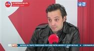 Fabrice Murgia - L'invité RTL Info de 7h15