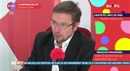François Desquesnes - L'invité RTL Info de 7h50