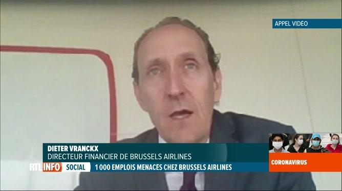 Licenciement collectif chez Brussels Airlines: le CEO s'explique