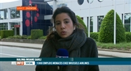 Restructuration chez Brussels Airlines: Halima Moane Sahli est en direct du siège
