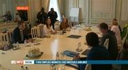 Restructuration chez Brussels Airlines: le gouvernement a rencontré les syndicats