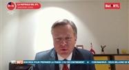 Arnaud Feist - L'invité RTL Info de 7h15