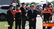 Coronavirus en Belgique: le roi Philippe a rencontré les policiers namurois