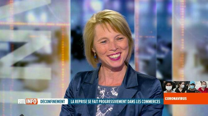 Coronavirus en Belgique: Christine Mattheuws fait le bilan