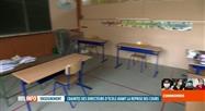 Coronavirus en Belgique: un directeur craint de ne pouvoir assurer la garderie des petits