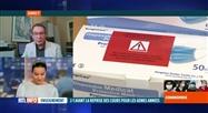 Coronavirus en Belgique: le point sur la distribution de masques dans les écoles