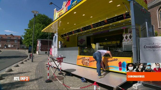 Coronavirus en Belgique: les forains se sentent complètement oubliés