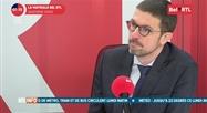 André Grenier - L'invité RTL Info de 7h15