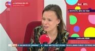Caroline Désir - L'invité RTL Info de 7h50