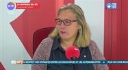 Evelyne Magerat - L'invité RTL Info de 7h15
