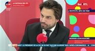 Georges-Louis Bouchez - L'invité RTL Info de 7h50