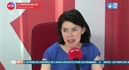 Valerie Glatigny - L'invité RTL Info de 7h15